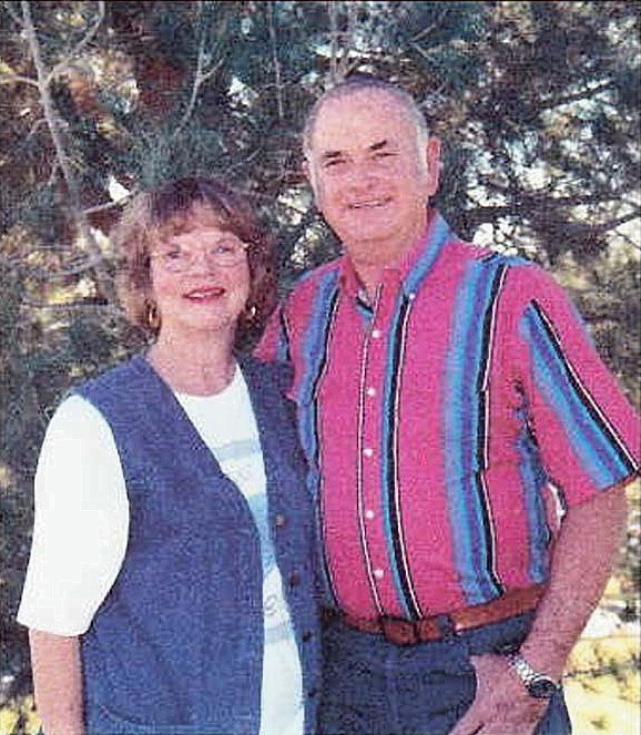 Marilyn and H.B. Patterson